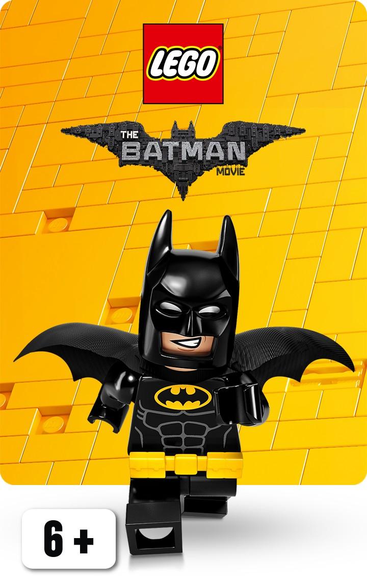 Lego De Lego Batman Film Het Deense Steentje