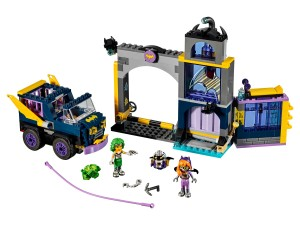 LEGO® DC Super Hero Girls™ 41237 Batgirl™ geheime bunker