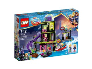 LEGO® DC Super Hero Girls™ 41238 Lena Luthor™ Kryptomite™-fabriek