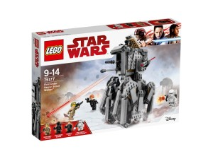 LEGO® Star Wars™ 75177 First Order Heavy Scout Walker™