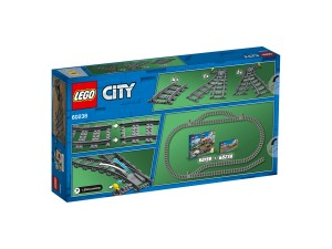 LEGO® City 60238 Wissels