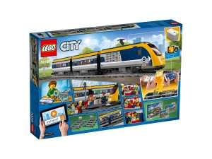 LEGO® City 60197 Passagierstrein