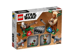 LEGO® Star Wars™ 75238 Action Battle Aanval op Endor™