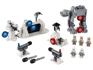 LEGO® Star Wars™ 75241 Action Battle Verdediging van Echo Base™