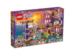 LEGO® Friends 41375 Heartlake City pier met kermisattracties