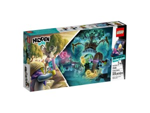 LEGO® Hidden Side™ 70420 Kerkhofmysterie