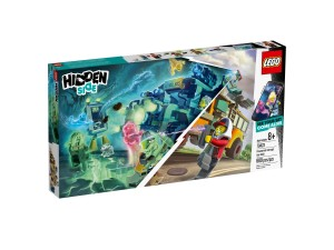 LEGO® Hidden Side™ 70423 Paranormale interceptiebus 3000