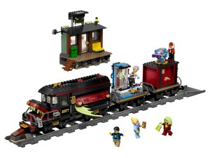 LEGO® Hidden Side™ 70424 Spookexpress