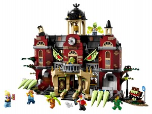 LEGO® Hidden Side™ 70425 De Newbury Spookschool