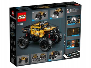 LEGO® Technic 42099 RC X-treme Off-roader