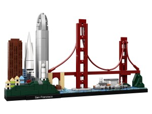LEGO® Architecture 21043 San Francisco
