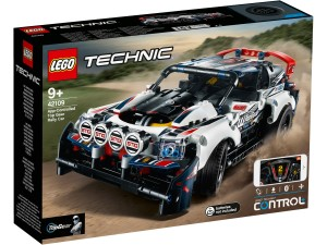 LEGO® Technic 42109 Top Gear rallyauto met app-bediening