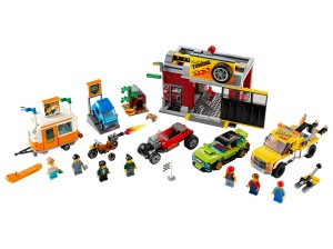 LEGO® City 60258 Tuningworkshop