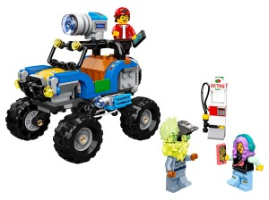 LEGO® Hidden Side™ 70428 Jacks strandbuggy