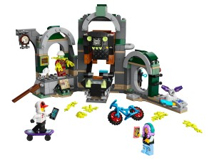 LEGO® Hidden Side™ 70430 De Newbury metro