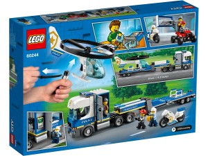 LEGO® City 60244 Helikoptertransport