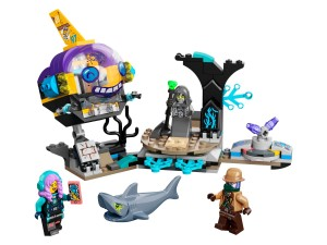 LEGO® Hidden Side™ 70433 J.B.'s duikboot