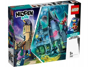 LEGO® Hidden Side™ 70437 Mysterieus kasteel