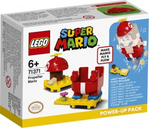 LEGO® Super Mario™ 71371 Power-uppakket: Propeller-Mario