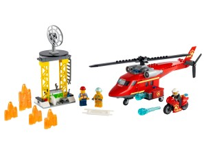 LEGO® City 60281 Reddingshelikopter