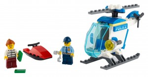 LEGO® City 60275 Politiehelikopter
