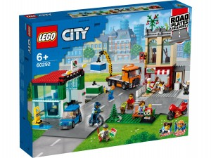 LEGO® City 60292 Stadscentrum
