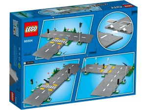 LEGO® City 60304 Wegplaten