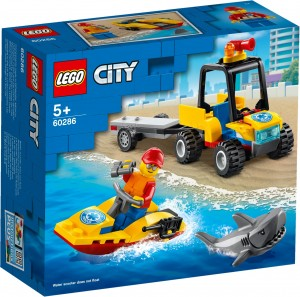 LEGO® City 60286 ATV strandredding
