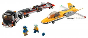 LEGO® City 60289 Vliegshowjettransport