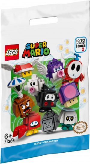 LEGO® Super Mario™ 71386 Personagepakketten - serie 2