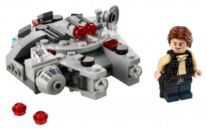 LEGO® Star Wars™ 75295 Millennium Falcon™ microfighter